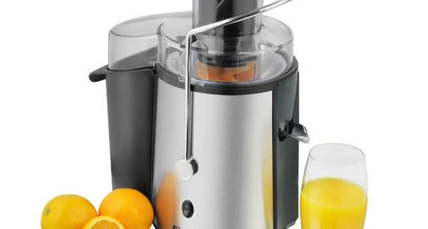 Whole Fruit Juicer