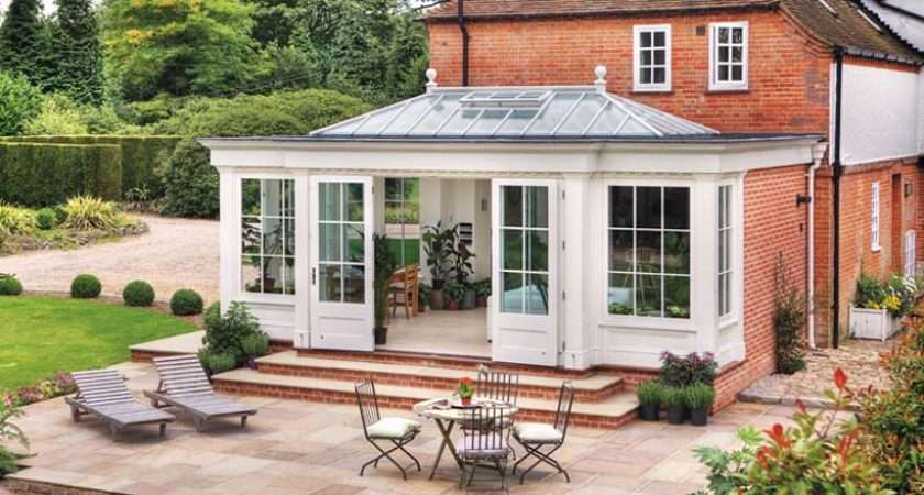 Why Construct Orangery Victoria Homes Design