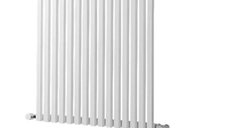 Wickes Grace Column Radiator White