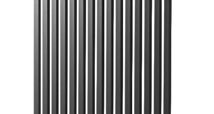 Wickes Grace Multi Column Designer Radiator Gunmetal