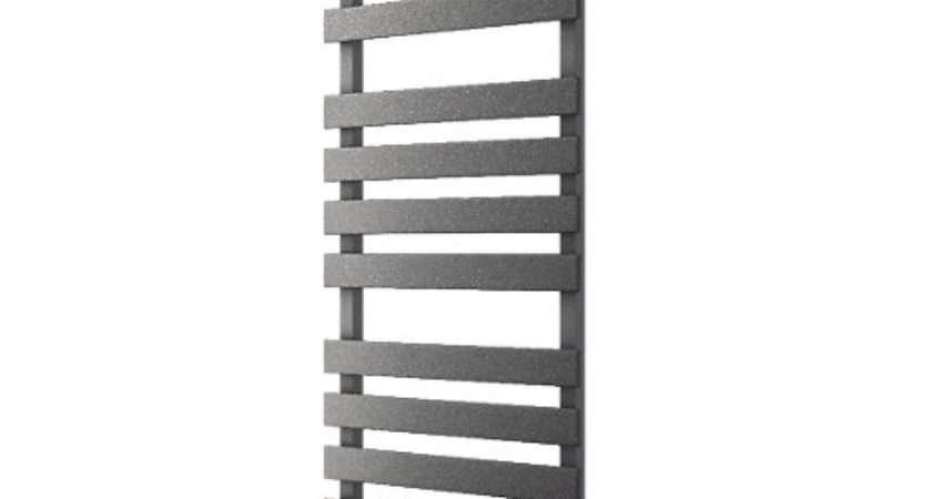 Wickes Haven Flat Panel Designer Towel Radiator