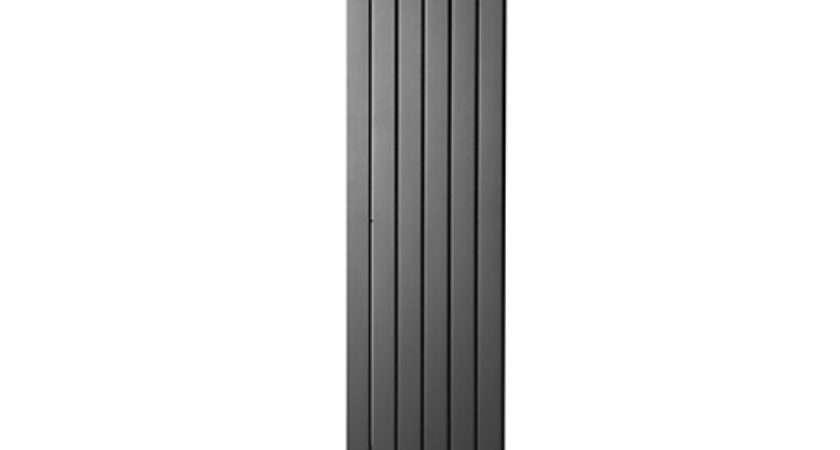 Wickes Haven Flat Panel Vertical Designer Radiator