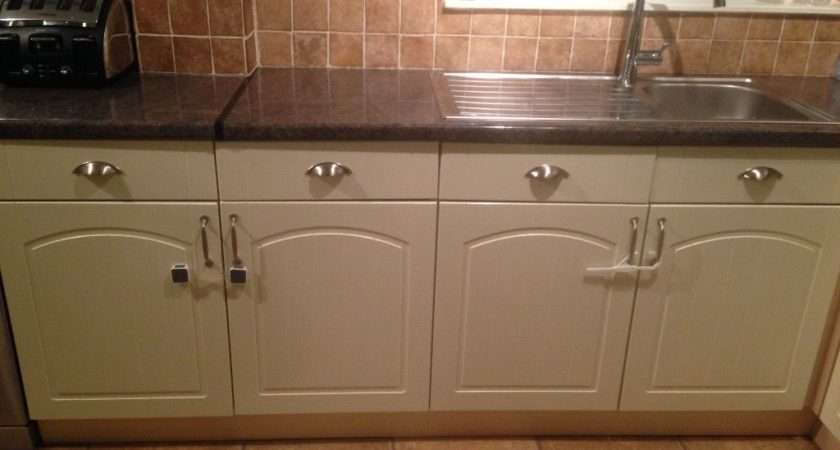 Wickes Oban Cream Kitchen Cabinets Doors Total