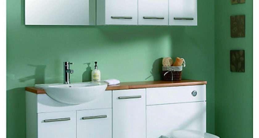 Wickes Seville Bathroom Worktop Oak Effect