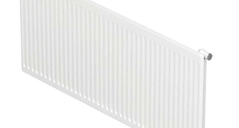 Wickes Type Single Panel Universal Radiator White