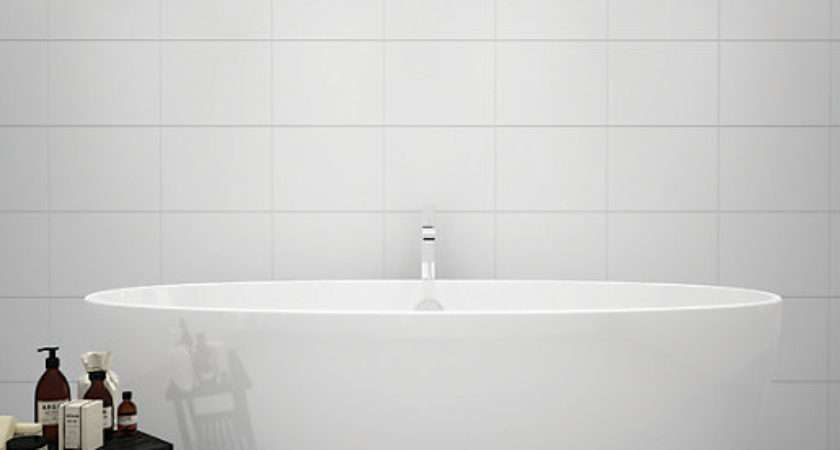 Wickes White Gloss Ceramic Tile