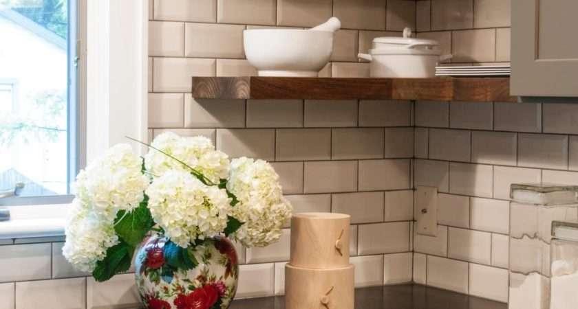 Wide Range Interesting Subway Tile Kitchen Options