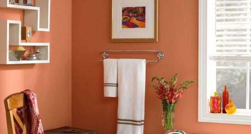Wideman Paint Decor Bathrooms