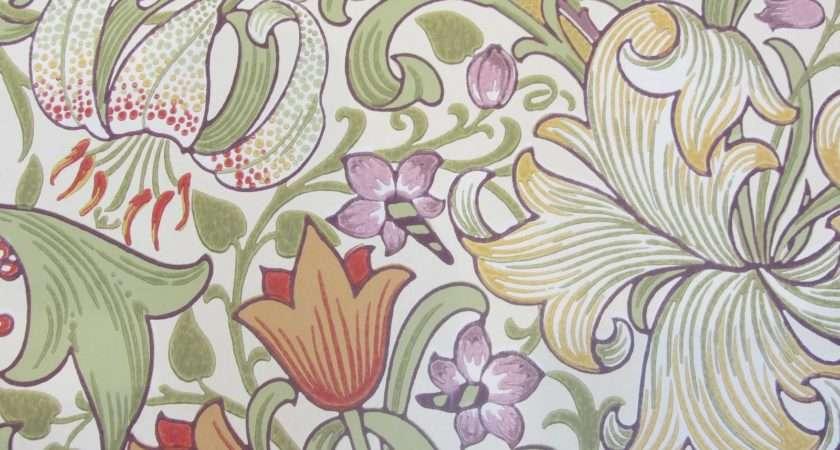 William Morris Patterns Res
