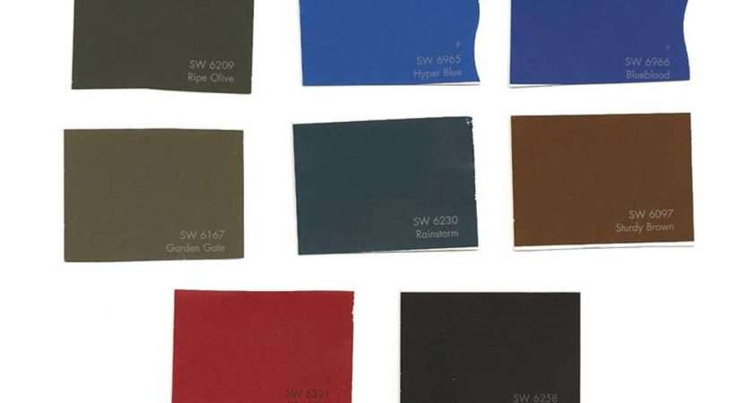 Williams Exterior Paint Colors Many Types Home Knowledgebase