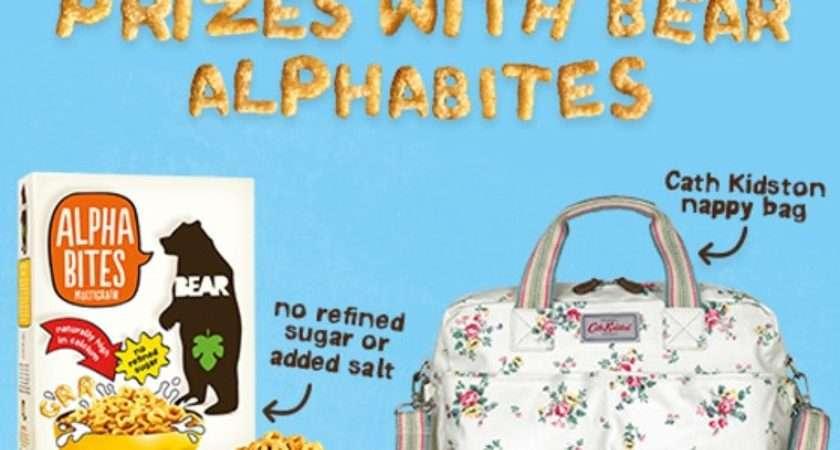Win Hamper Bear Goodies Cath Kidston Nappy Bag