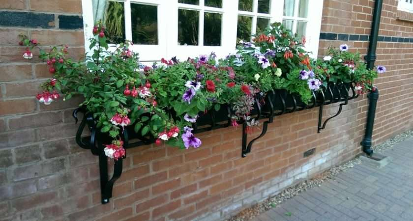 Window Box Ash Ironworks Quality Decorative Iron Work