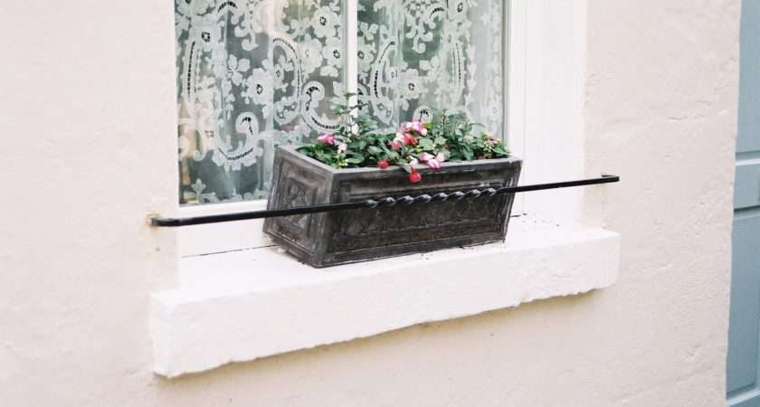 Window Box Rails Ironart Bath