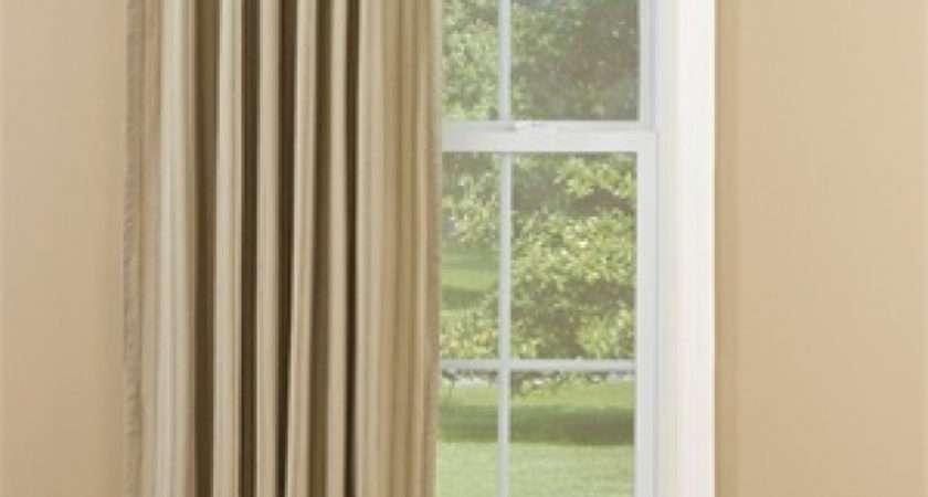 Window Curtains Ideas Amazing Single Panel Curtain