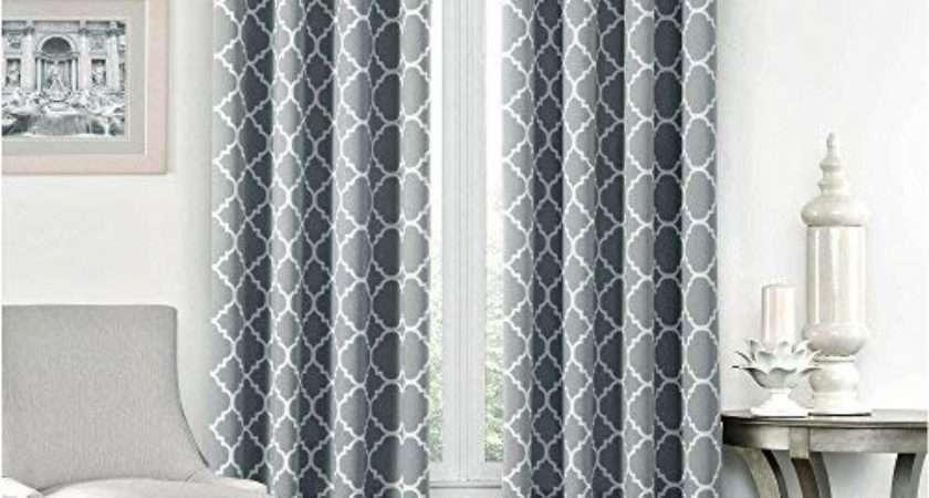Window Curtains Living Room Amazon
