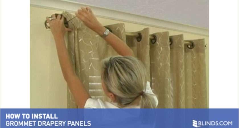 Window Drapes Modest Curtains Ideas