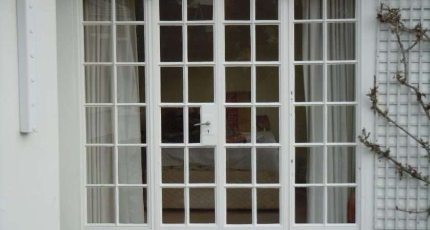 Window Inside Crittall Doors Ouside Crittal