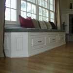 Window Seat Drawers