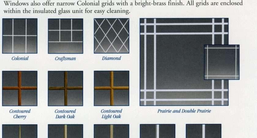 Window Types Grid Options Lifetime Home Improvement Providing