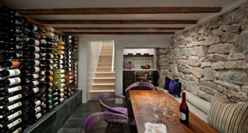 Wine Cellar Design Ideas Home Garden