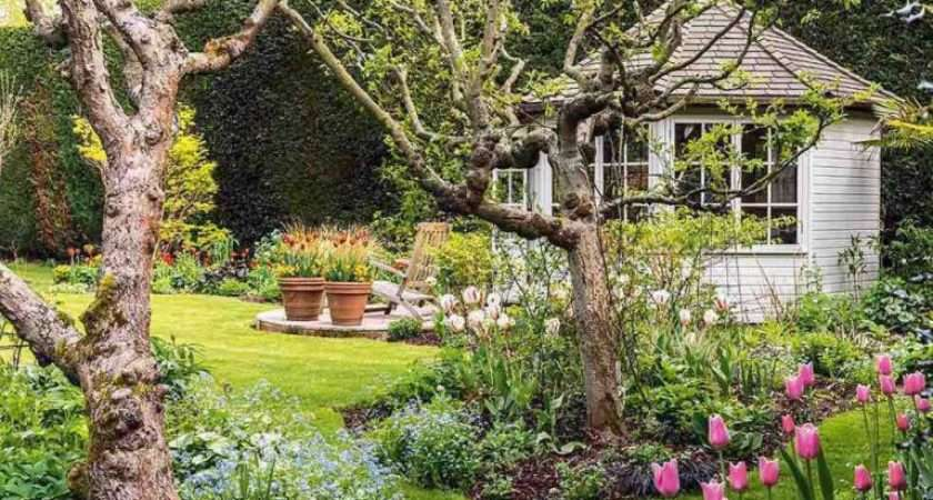 Wonderful English Country Gardens Real Homes