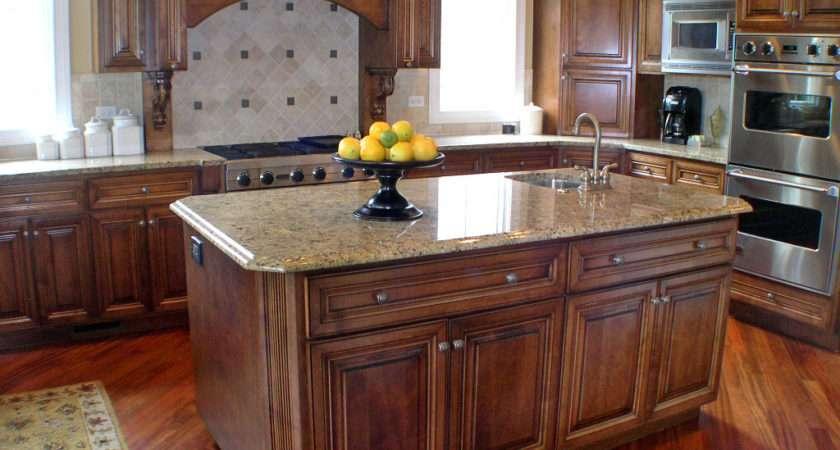 Wonderful Kitchen Island Designs Decozilla