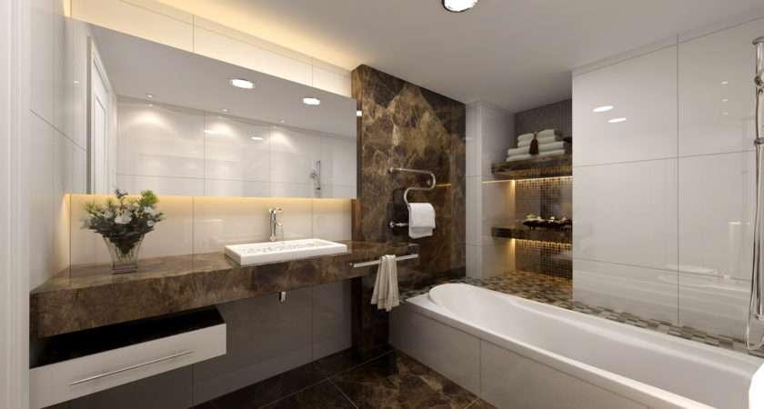 Wonderful Modern Bathroom Ideas Special Designs