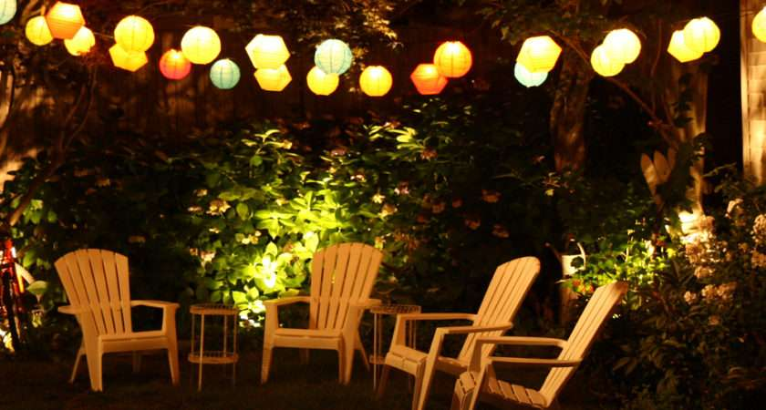 Wonderful Patio Deck Lighting Ideas Summer Furniture Home