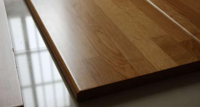 Wood Effect Worktop Laminate Floors