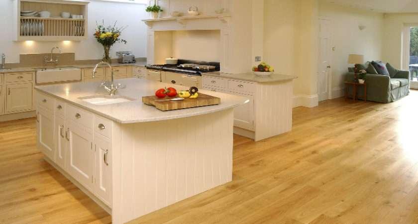 Wood Flooring Kitchens Natural