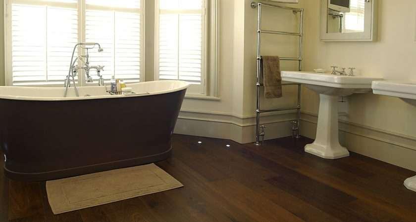 Wood Floors Bathrooms Bathroom Natural