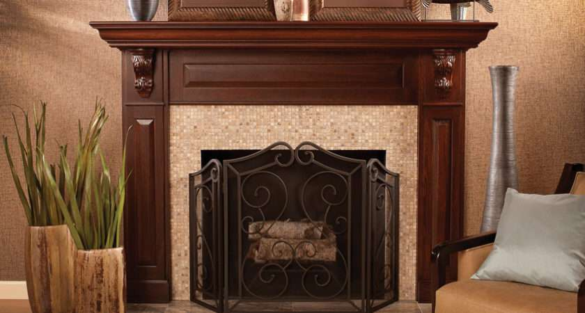 Wood Mantel Plans Pdf Woodworking