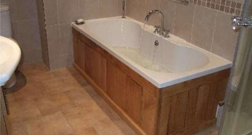 Wooden Bath Panels Chef Training