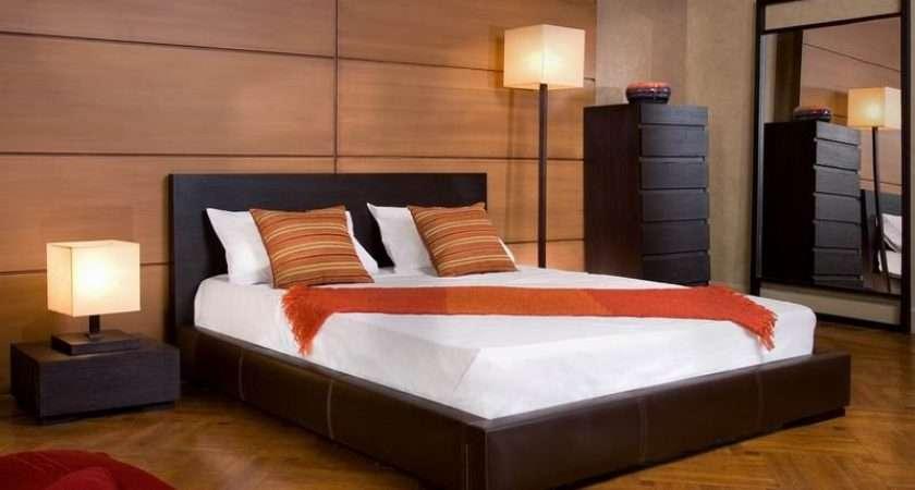 Wooden Bed Designs Interior Design Modern