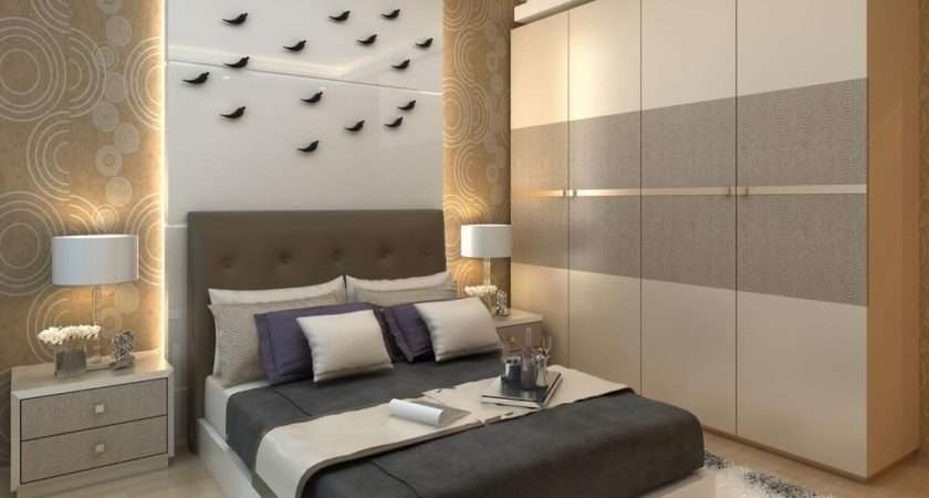 Wooden Bedroom Wardrobe Design Ideas