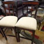 Wooden Breakfast Bar Chair Consign Plus