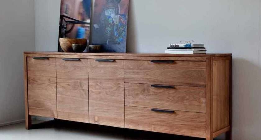 Wooden Contemporary Sideboards Dining Room Furniture