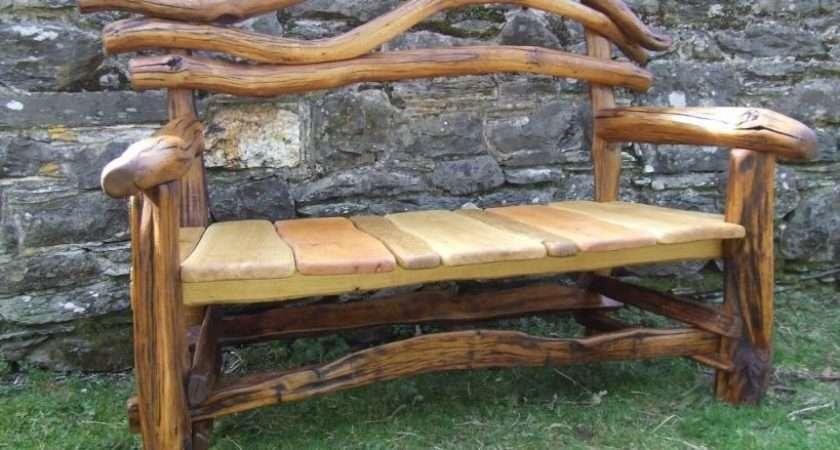 Wooden Garden Bench Kent Manchester