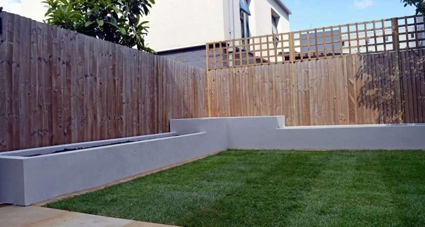 Wooden Garden Fencing Ideas Acacia Gardens