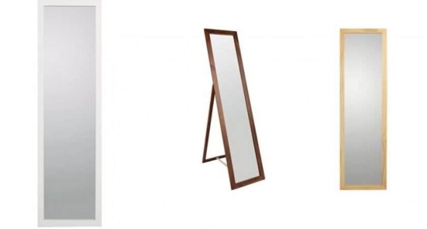 Wooden Length Mirror Argos