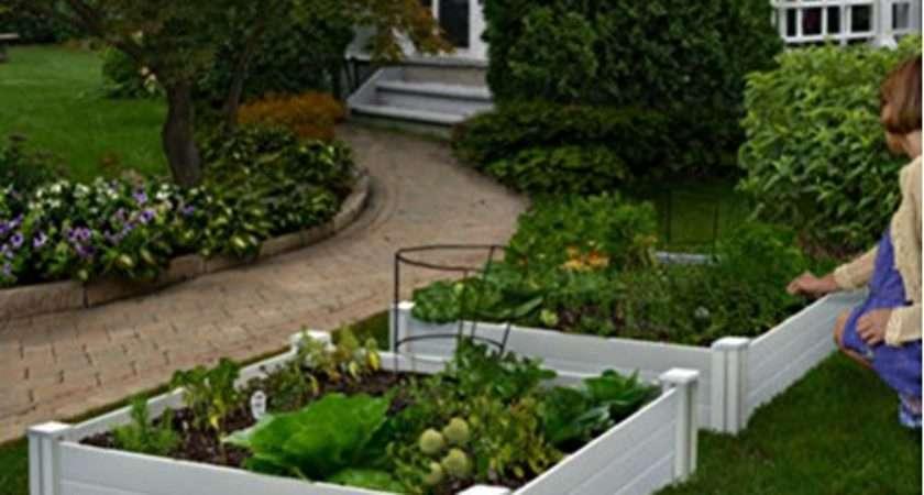 Wooden Raised Garden Bed Design Ideas Have Your