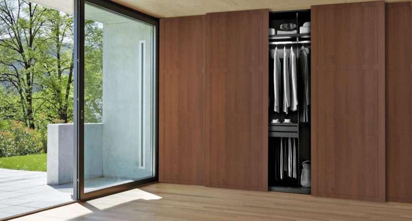 Wooden Sliding Door Wardrobes Sdwc