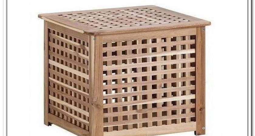 Wooden Storage Boxes Ikea Best Ideas