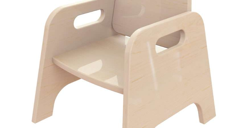 Wooden Toddler Chairs Early Years Furniture Made