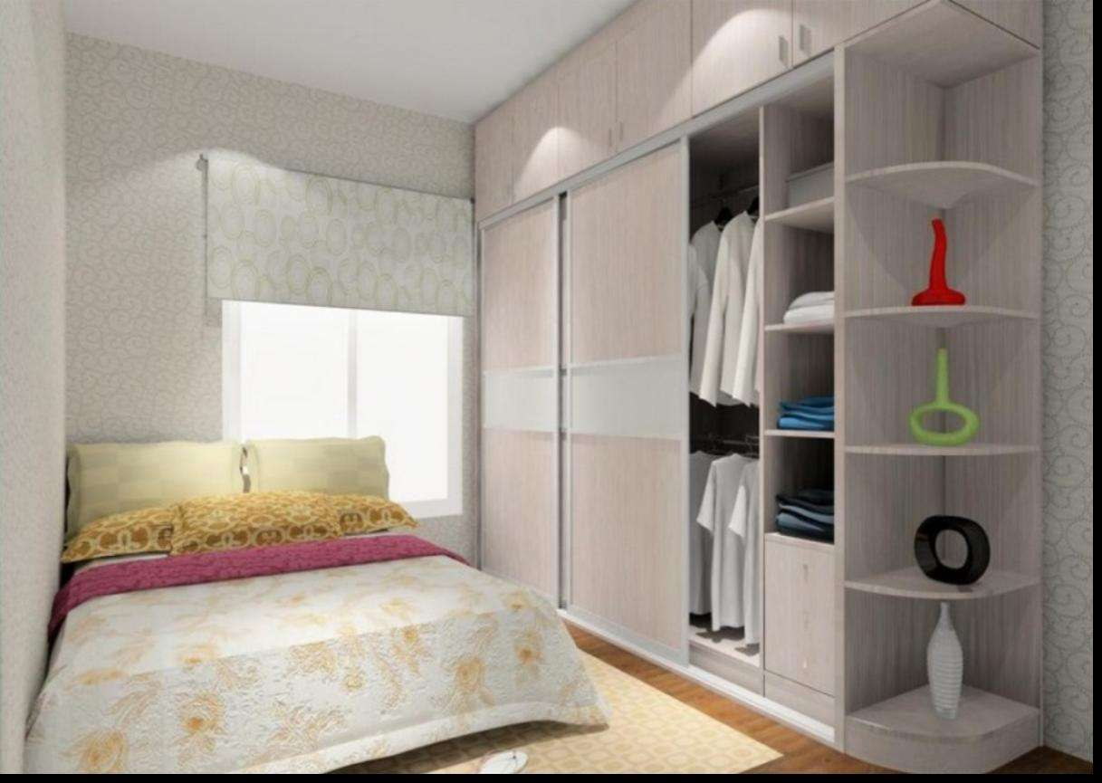 Wooden Wardrobe Designs Bedroom
