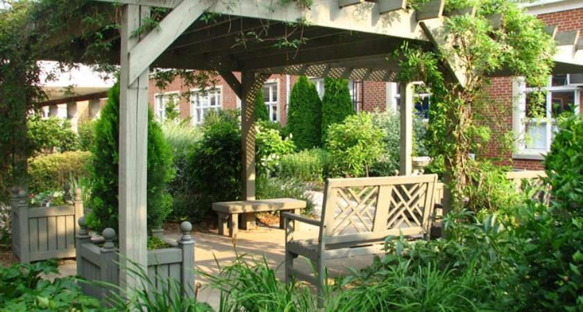 Woodworking Garden Pergola Ideas Pdf