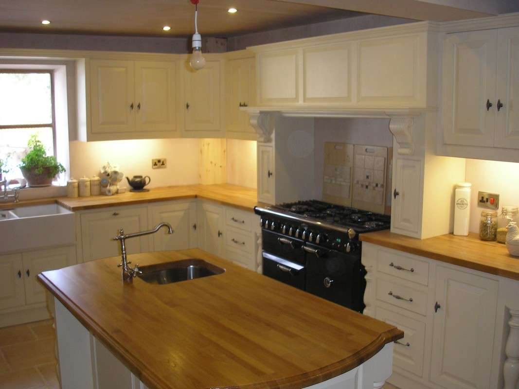 Worktops Pros Cons Oiling Wooden Cheap Kitchen Laminate