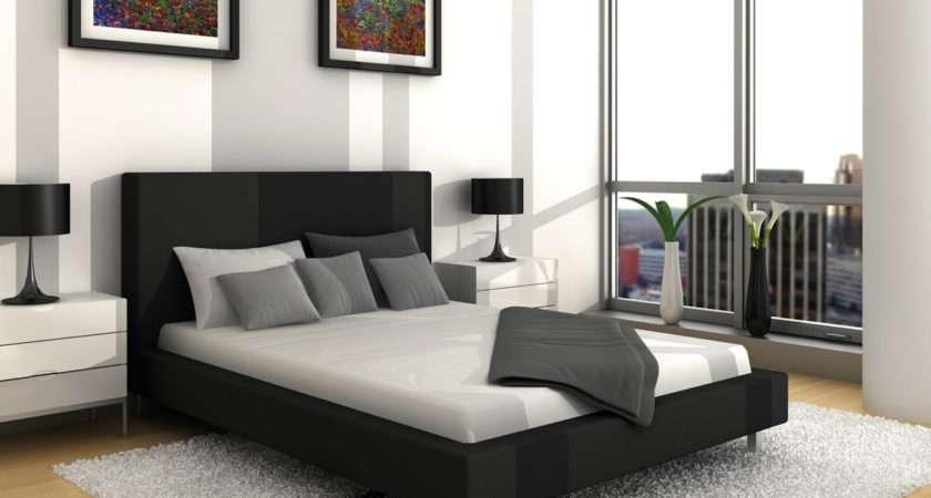 World Black White Master Bedroom Ideas