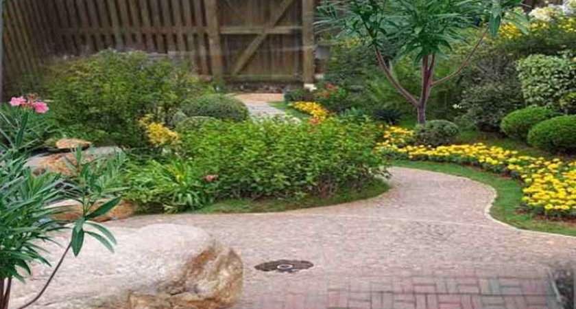 Yard Landscaping Ideas Backyard Designs Well