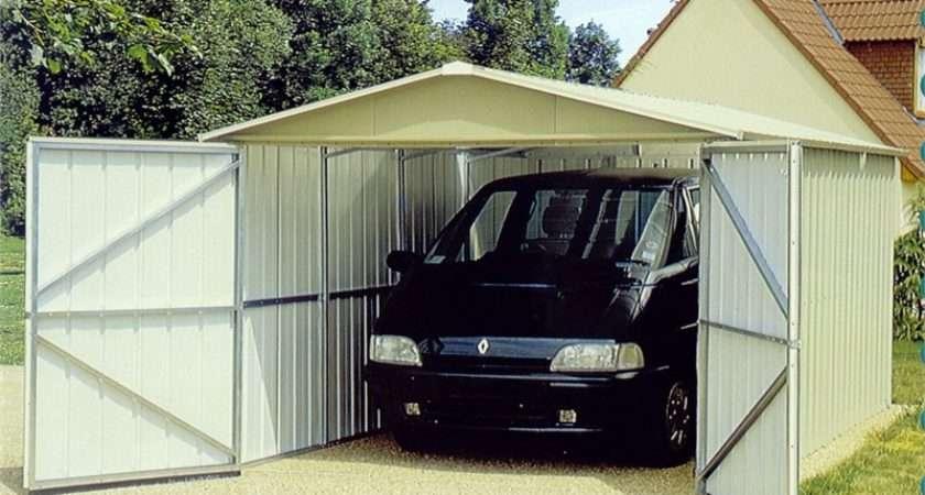 Yardmaster Metal Garage Homebase